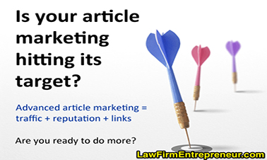 Benefits of Publishing Legal Articles Online