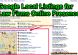 Google Local Listings for Law Firms Online Presence