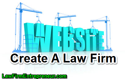 Creat A Law Firm Website